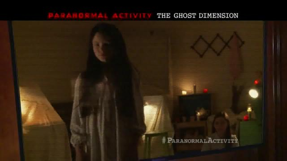 Paranormal Activity: The Ghost Dimension TV Movie Trailer