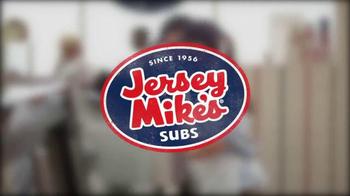 Jersey Mike's TV Spot, 'Slicer' - Thumbnail 1