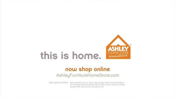 Ashley Furniture Homestore Columbus Day King for Queen Sale TV Spot, 'Save' - Thumbnail 8