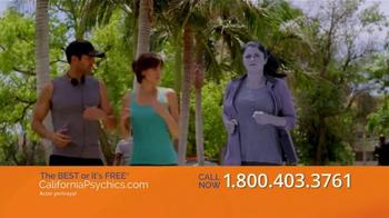 California Psychics TV Spot, 'Frozen in Fear'