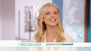 Proactiv TV Spot, 'Repairing Concealer' Featuring Sarah Michelle Gellar
