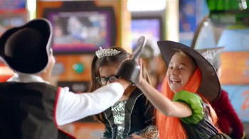 Chuck E. Cheese's Chucktober TV Spot, 'Costumes' - Thumbnail 5