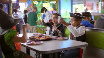 Chuck E. Cheese's Chucktober TV Spot, 'Costumes' - Thumbnail 8