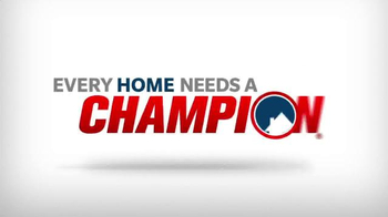 Champion Roof TV Spot, 'Safe and Dry' - Thumbnail 5