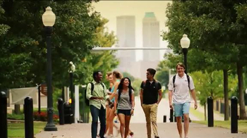 University of Tulsa TV Spot, 'Nationally Ranked'