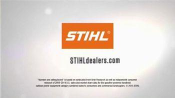 STIHL TV Spot, 'Built on Power' - Thumbnail 9