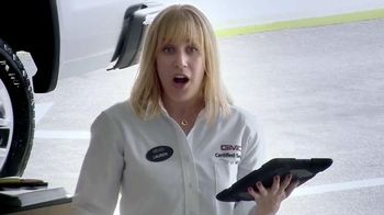 GMC Certified Service TV Spot, 'A Professional Grade Surprise' - 22 commercial airings