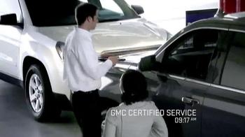 GMC Certified Service TV Spot, 'A Professional Grade Surprise' - Thumbnail 2