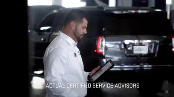 GMC Certified Service TV Spot, 'A Professional Grade Surprise' - Thumbnail 4
