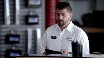 GMC Certified Service TV Spot, 'A Professional Grade Surprise' - Thumbnail 6