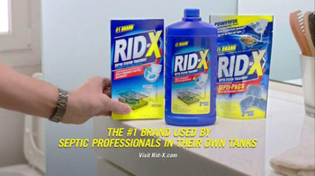 Rid-X TV Spot, 'Garden Party' - Thumbnail 10
