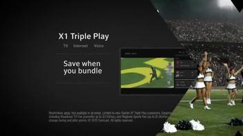XFINITY X1 TV Spot, 'College Football Cheerleaders' - Thumbnail 7