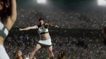 XFINITY X1 TV Spot, 'College Football Cheerleaders'