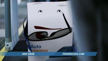 Progressive TV Spot, 'No Fly Box' - Thumbnail 4