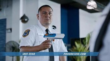 Progressive TV Spot, 'No Fly Box' - Thumbnail 5