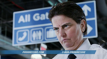 Progressive TV Spot, 'No Fly Box' - 11053 commercial airings
