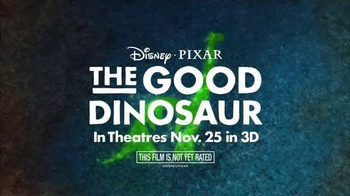 Subway TV Spot, 'Disney Pixar: The Good Dinosaur' - Thumbnail 7