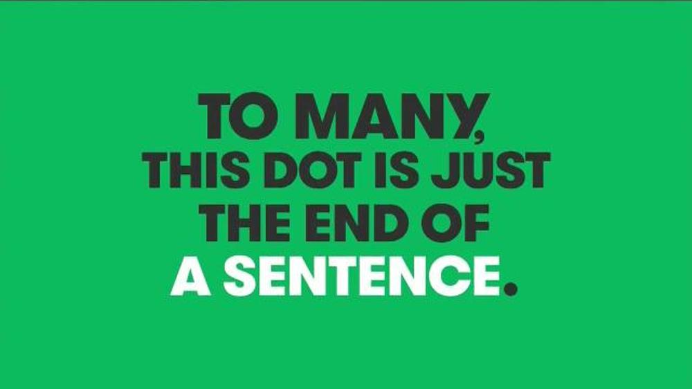GoDaddy TV Commercial, 'Dot'