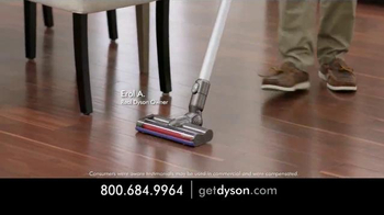 Dyson V6 Hepa Vacuum TV Spot, 'Small and Powerful' - Thumbnail 1