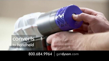 Dyson V6 Hepa Vacuum TV Spot, 'Small and Powerful' - Thumbnail 2