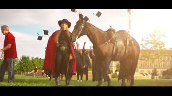 Texas Tech University TV Spot, 'This Is Texas Tech University' - Thumbnail 7