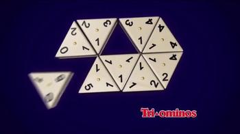 Triominos TV Spot, 'Three Sided Twist' - Thumbnail 2