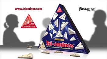 Triominos TV Spot, 'Three Sided Twist' - Thumbnail 4