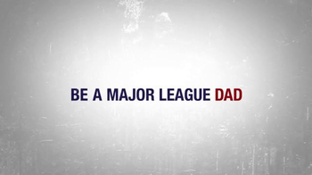 MLB Network TV Spot, 'How to Be a Major League Dad: Fatherhood Involvement'
