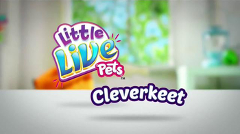 Little Live Pets Cleverkeet TV Spot, 'Disney Channel: Pet Personalities' - Thumbnail 9