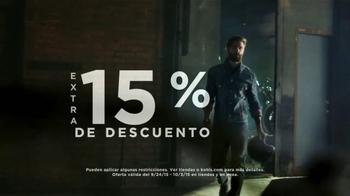 Kohl's TV Spot, 'Descuentos de otoño' [Spanish] - Thumbnail 5