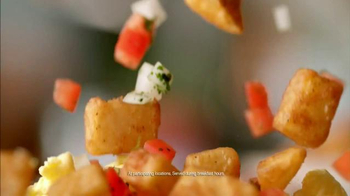 Taco Bell Grande Scrambler TV Spot, 'Real Breakfast Burrito' - Thumbnail 3