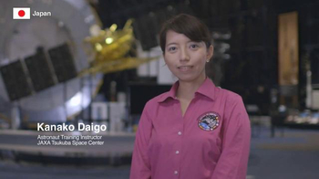 The Government of Japan TV Spot, 'Training Astronauts'