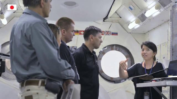 The Government of Japan TV Spot, 'Training Astronauts' - Thumbnail 5