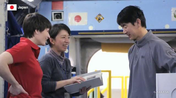 The Government of Japan TV Spot, 'Training Astronauts' - Thumbnail 6