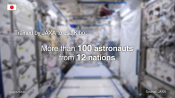 The Government of Japan TV Spot, 'Training Astronauts' - Thumbnail 7