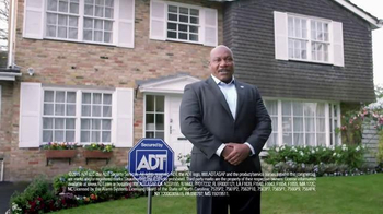 ADT Security TV Spot, 'Brawn AND Brains' Featuring Ving Rhames - 1484 commercial airings