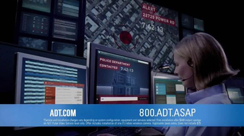 ADT Security TV Spot, 'Brawn AND Brains' Featuring Ving Rhames - Thumbnail 4