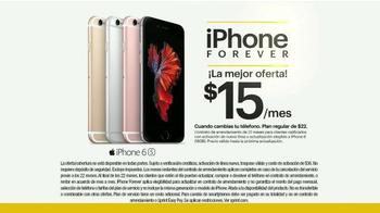 Sprint iPhone Forever Plan TV Spot, 'El Futuro' [Spanish] - Thumbnail 9
