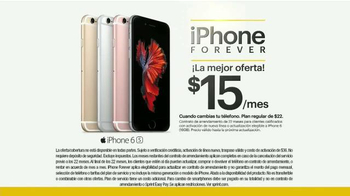 Sprint iPhone Forever Plan TV Spot, 'El Futuro' [Spanish] - Thumbnail 7
