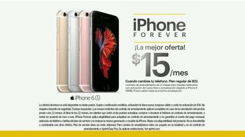 Sprint iPhone Forever Plan TV Spot, 'El Futuro' [Spanish] - Thumbnail 8