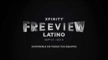 XFINITY Free View Latino TV Spot, 'Dos semanas gratis' [Spanish] - Thumbnail 9