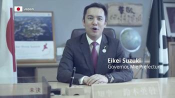 Japan National Tourism Organization TV Spot, 'Global Success'