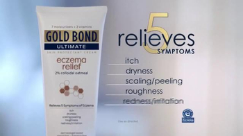 Gold Bond Ultimate Eczema Relief TV Spot, 'Feel Like You' - Thumbnail 2