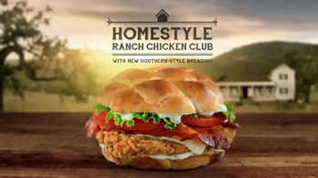 Jack in the Box Homestyle Ranch Chicken Club TV Spot, 'Homecoming' - Thumbnail 9