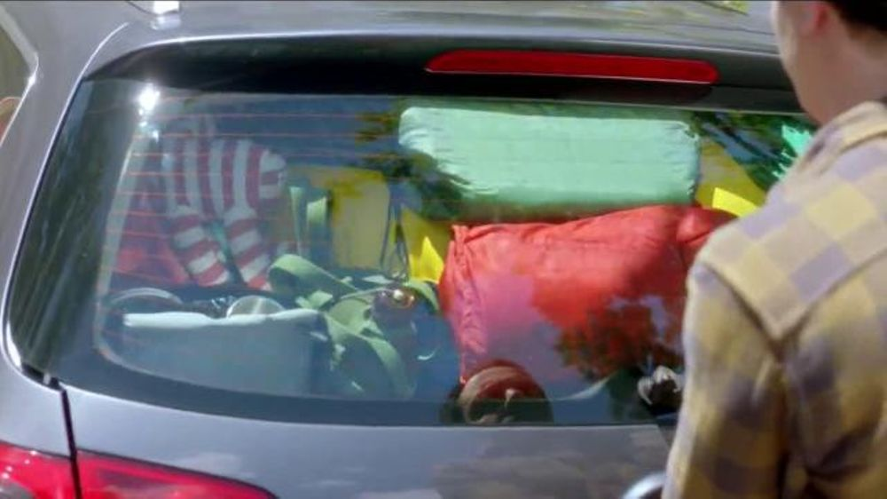 Zyrtec-D TV Commercial, 'Exploding Trunk'
