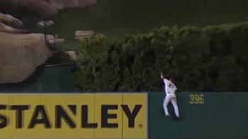 Major League Baseball TV Spot, '#THIS: Trout Scales the Wall' - Thumbnail 1
