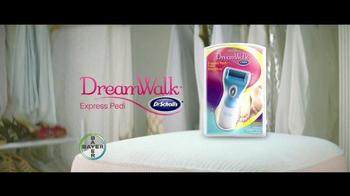 Dr. Scholl's DreamWalk Express Pedi TV Spot, 'Holidays' - Thumbnail 7