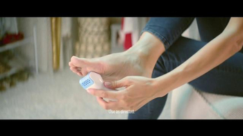 Dr. Scholl's DreamWalk Express Pedi TV Spot, 'Holidays'