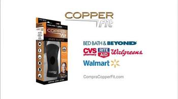 Copper Fit TV Spot, 'Prenda de compresión' Featuring Brett Favre [Spanish] - Thumbnail 10