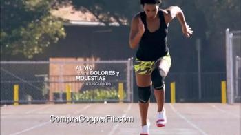 Copper Fit TV Spot, 'Prenda de compresión' Featuring Brett Favre [Spanish] - Thumbnail 6